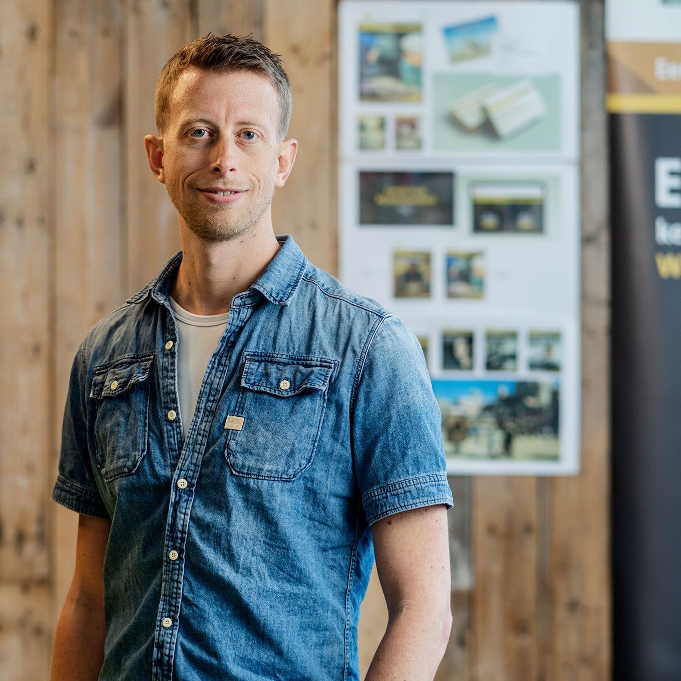 Foto van Björn